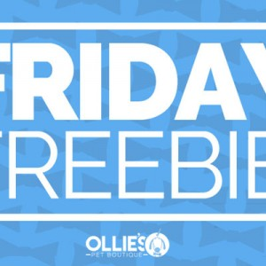 Friday Freebies are here!