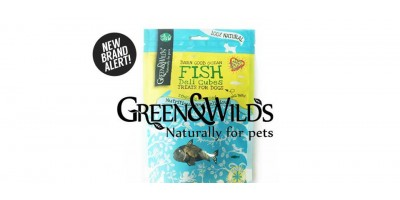 Hello to new brand Green & Wilds!
