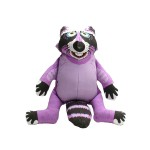 Raccoon Woodland Crackler Dog Toy by Fat Cat!