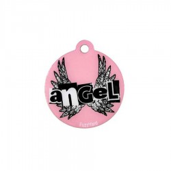 Angel 'StreetStyle' ID Tag by FuzzYard