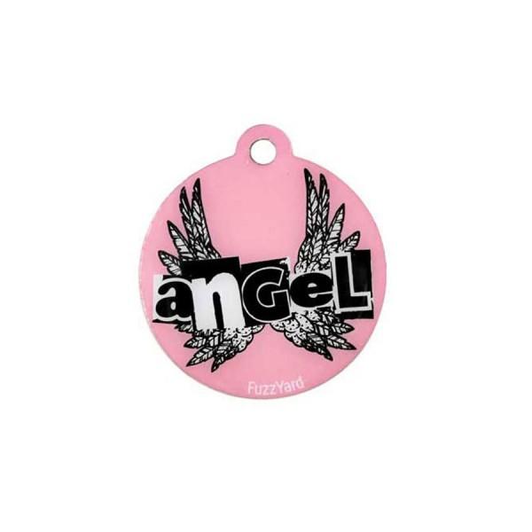 Angel 'StreetStyle' ID Tag by FuzzYard