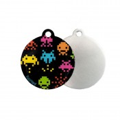 Space Raiders 'StreetStyle' ID Tag by FuzzYard