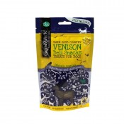 Venison Deli Snacks Dog Treats 75g by Green & Wilds