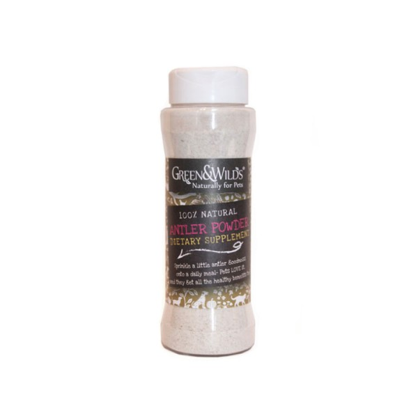 Ground Antler Powder 165ml by Green & Wilds