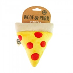Pizza Slice Dog Toy by The Happy Pet Company!