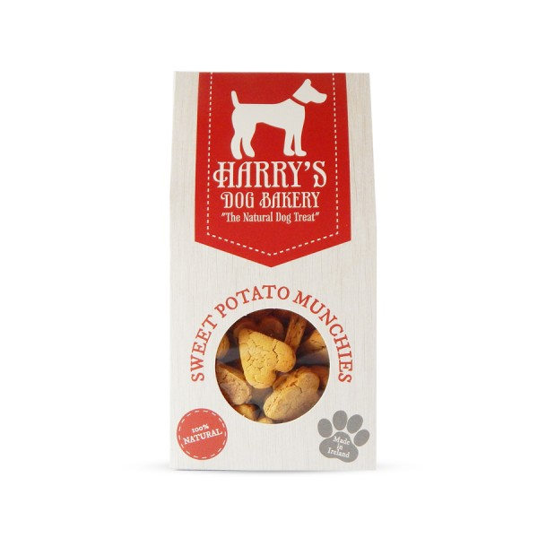 Sweet Potato Munchies by Harry's Dog Bakery!