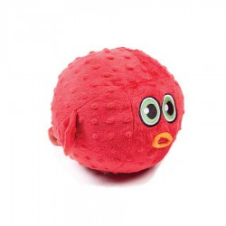 Blowfish Ultrasonic Squeaker Dog Toy by Hear Doggy!