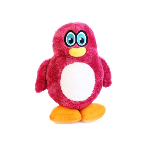 Penguin Ultrasonic Squeaker Dog Toy by Hear Doggy!