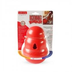 The Wobbler Treat Dispenser by Kong!