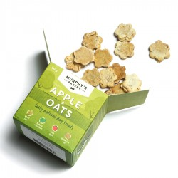 Apple & Oats Dog Biscuits by Murphy's Bakery!