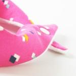 'Bubblegum' bandana by Ollie & Penny