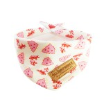 'Home for the Holidays' Festive Christmas bandana by Ollie & Penny