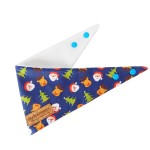 'Merry Woofmas' Festive Christmas bandana by Ollie & Penny