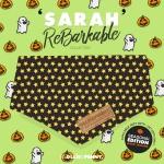 'Sarah' Halloween bandana by Ollie & Penny