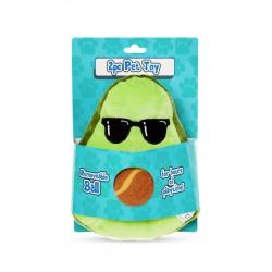 Avocado & Tennis Ball Dog Toy by PAW NYC!
