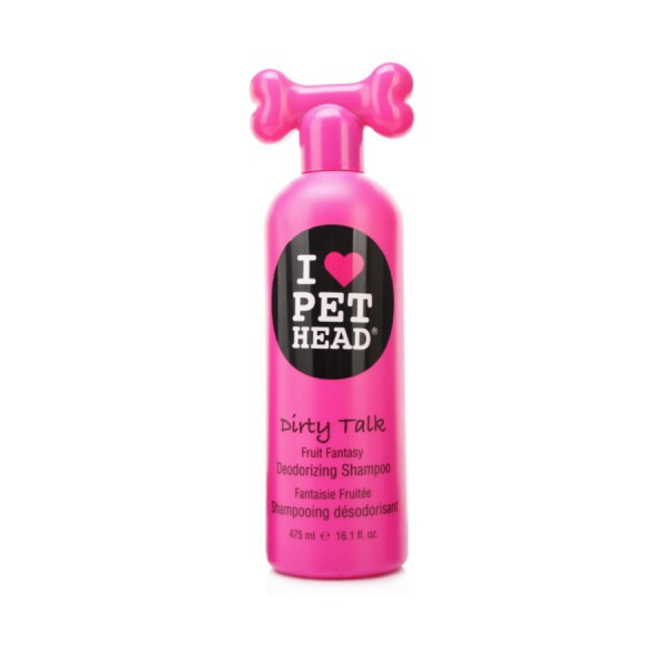 Dirty Talk Deodorising Shampoo 475ml by Pet Head