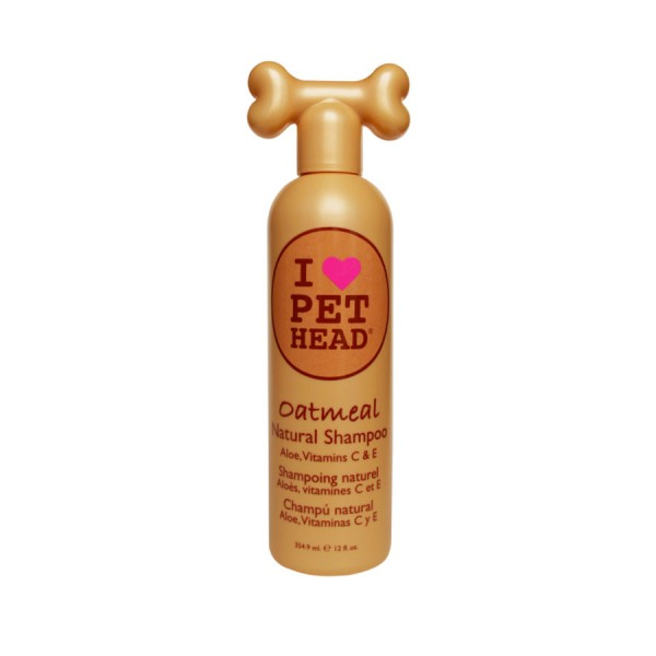 Oatmeal Natural Shampoo 355ml by Pet Head