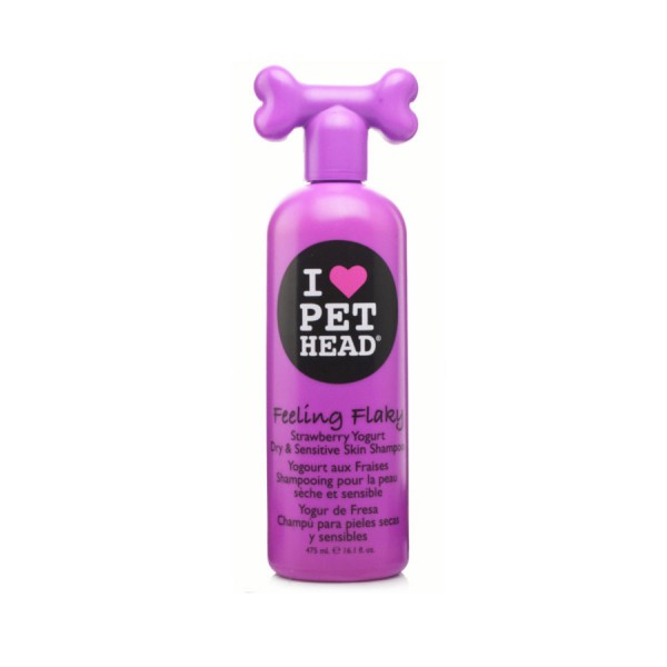 Feeling Flaky Dry & Sensitive Skin Shampoo 475ml by Pet Head
