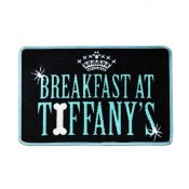 Dinner Mate 'Breakfast at Tiffanys' Mat by Pet Rebellion!