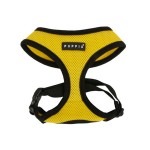 Soft Mesh Harness in Yellow by Puppia