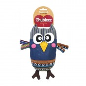 'Patch' the Owl Chubleez Dog Toy by Rosewood Pet!
