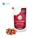 Rhubarking Mad - Rhubarb & Custard natural shampoo for Dogs by Scruffy Chops!
