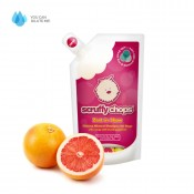 Zest in Show - Pink Grapefruit natural shampoo for Dogs by Scruffy Chops!
