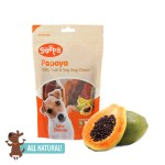 Papaya Dog Chews 100g by Soopa