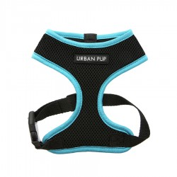 Active Mesh Harness in Neon Blue by Urban Pup