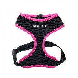 Active Mesh Harness in Neon Pink by Urban Pup