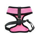 Soft Mesh Harness in Baby Pink by Urban Pup