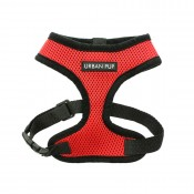 Soft Mesh Harness in Cherry Red by Urban Pup