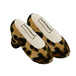 Designer Shoe 'Manalo Barknir' Squeaky Plush Dog Toy by Urban Pup
