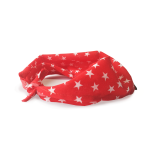 Red Star Handmade Bandana by Wagytail!