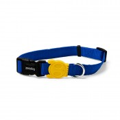 Blue Rio Dog Collar by Zee.Dog!