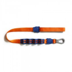 Tyson Shock Absorbent Ruff Leash by Zee.Dog!