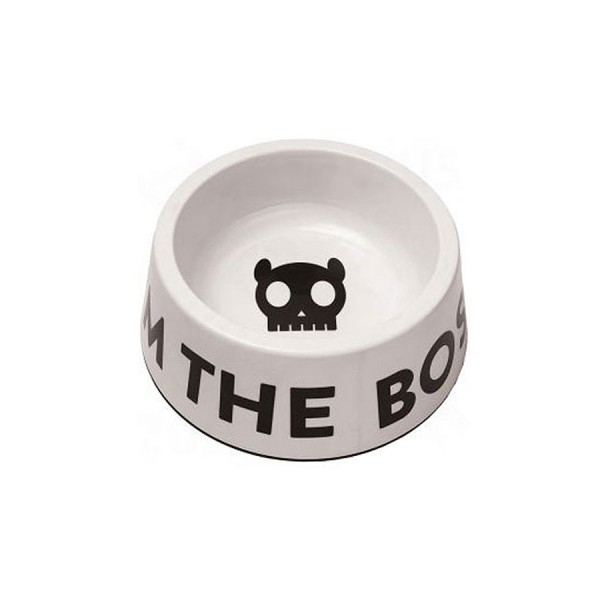 'I'm The Boss' Dog Bowl by Zee.dog
