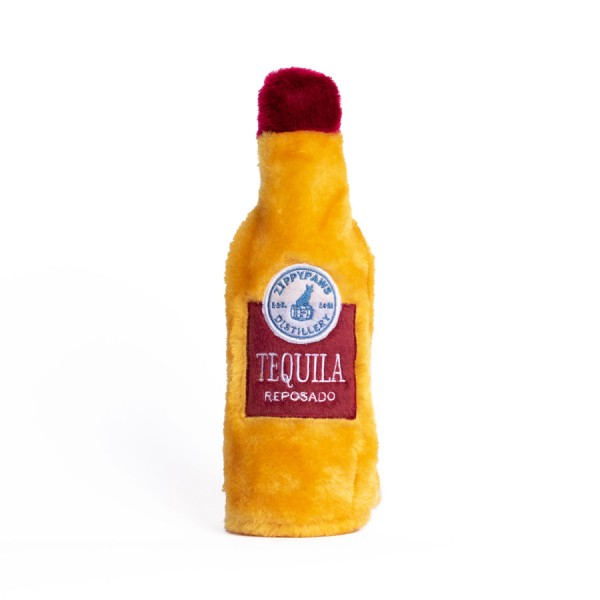 Happy Hour Crusherz Tequila Dog Toy by ZippyPaws!