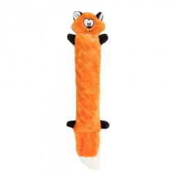 Jigglerz Fox Dog Toy by ZippyPaws!