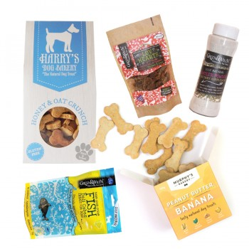 Treats, Chews & Nibbles
