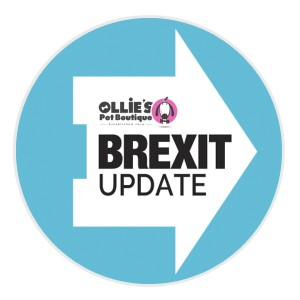 Brexit Update for UK Customers
