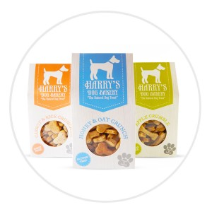 New Brand: Getting to know Harry's Dog Bakery +  Discount Code!
