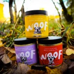 'Coat Health' Natural Peanut Butter for Dogs