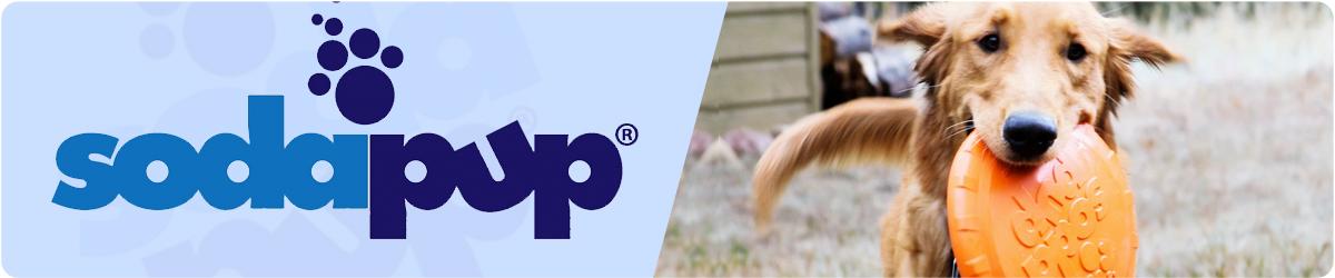 SodaPup Dog Toys Ireland