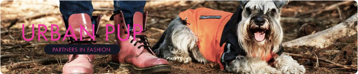 Urban Pup - Partners in Fashion for Dogs - Ireland